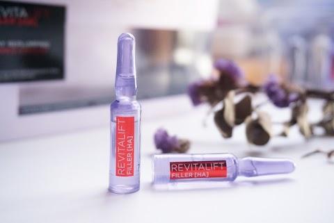 7天極致修護♥︎ | 全新 L'Oréal Paris 活力緊緻 透明質酸 7 天安瓶精華