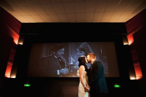 Electric Cinema Wedding in Birmingham