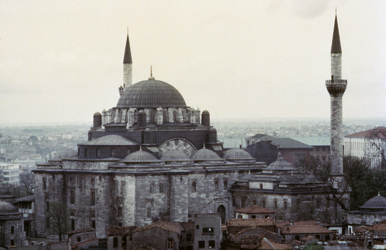 Beyezid II Mosque