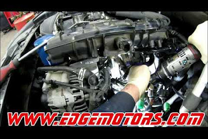 2013 Audi A4 Water Pump Replacement