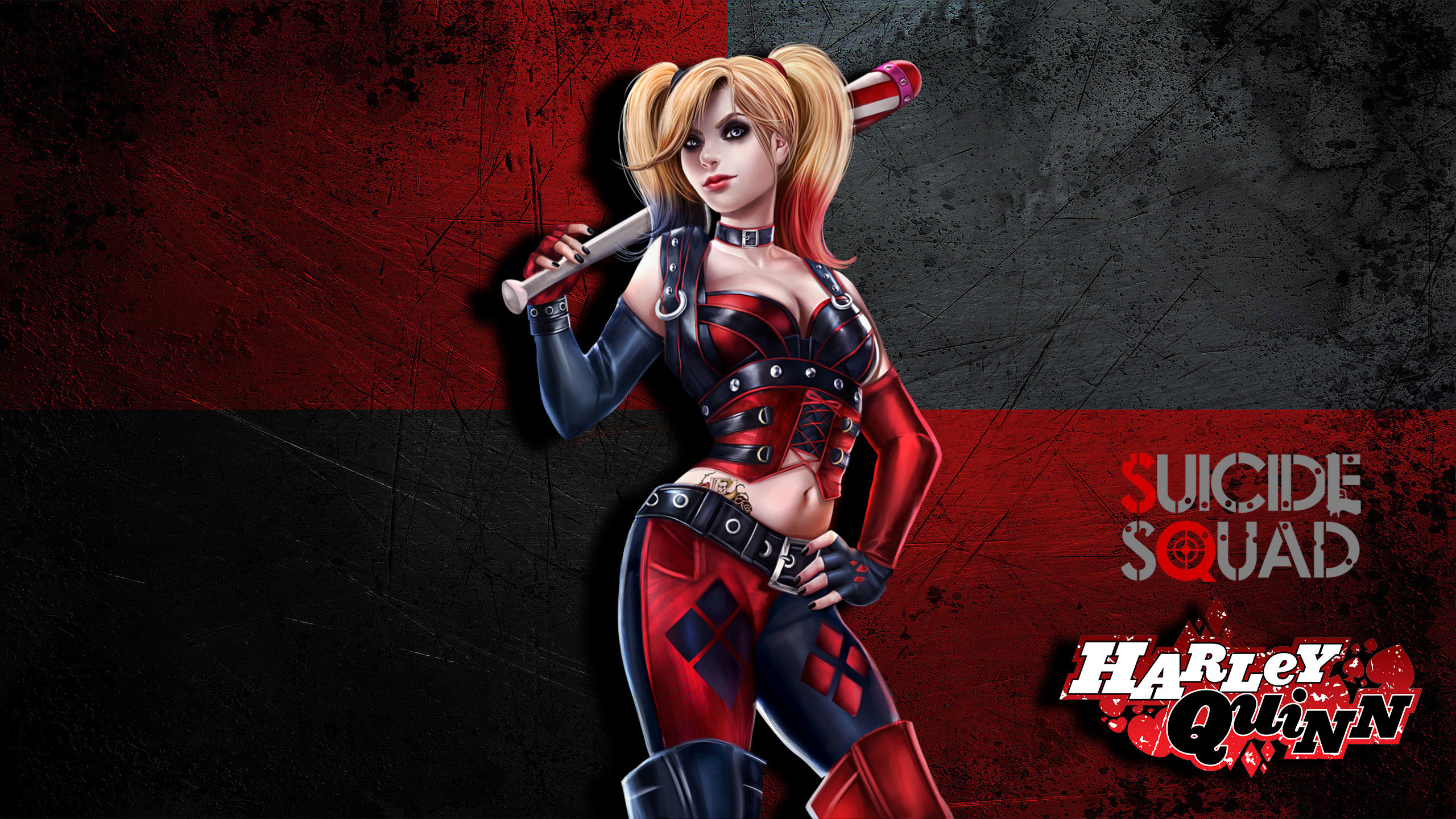 Chibi Harley Quinn Wallpapers 66 Images