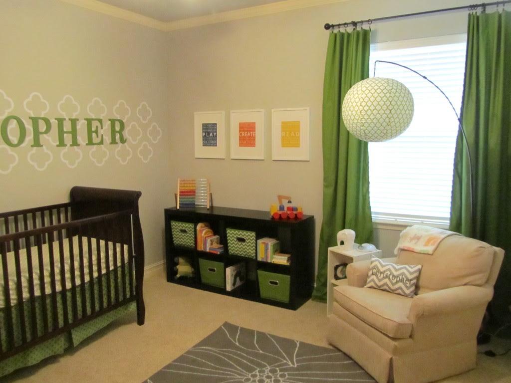 Readers' Favorite: Christopher's Nursery