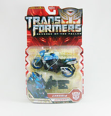 Transformers Chromia RotF Deluxe - caja
