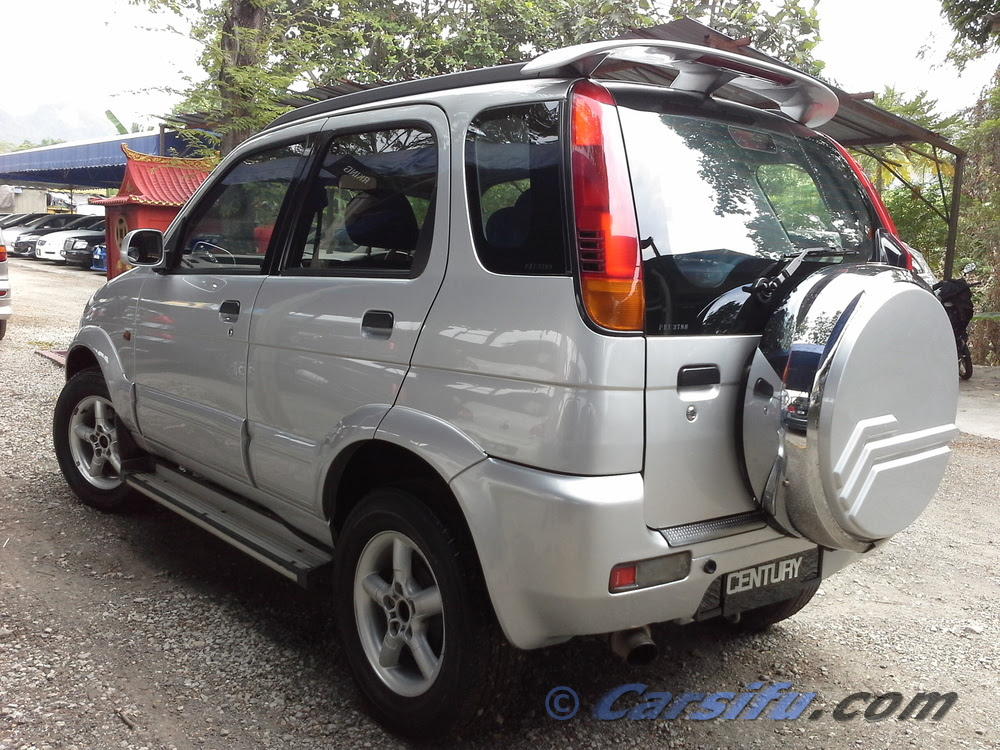 Perodua Kembara 1.3 (A) EZ For Sale in Klang Valley by