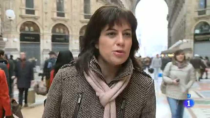Españoles en el mundo - Milán - Rocio