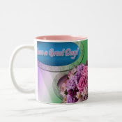 Have a Great Day Two-Toned Mug mug