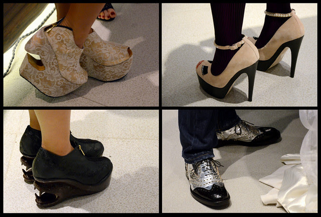 shoephoric event at life science, bgc_2013 01 118