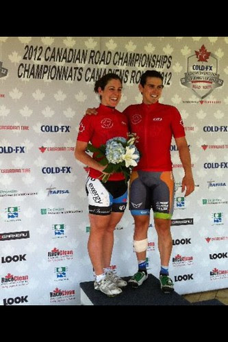 Exergy shows domination at Canadian Criterium Championships! by Team Exergy