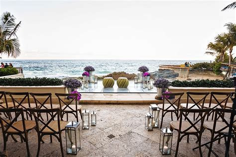 Pretty in Purple Destination Wedding in San Juan, Puerto