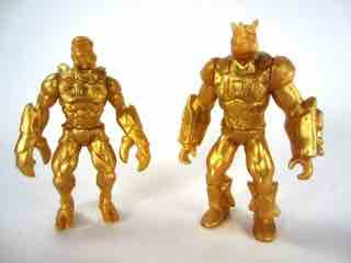 Plastic Imagination Rise of the Beasts Rhino and Scorpion Gold Action Figures