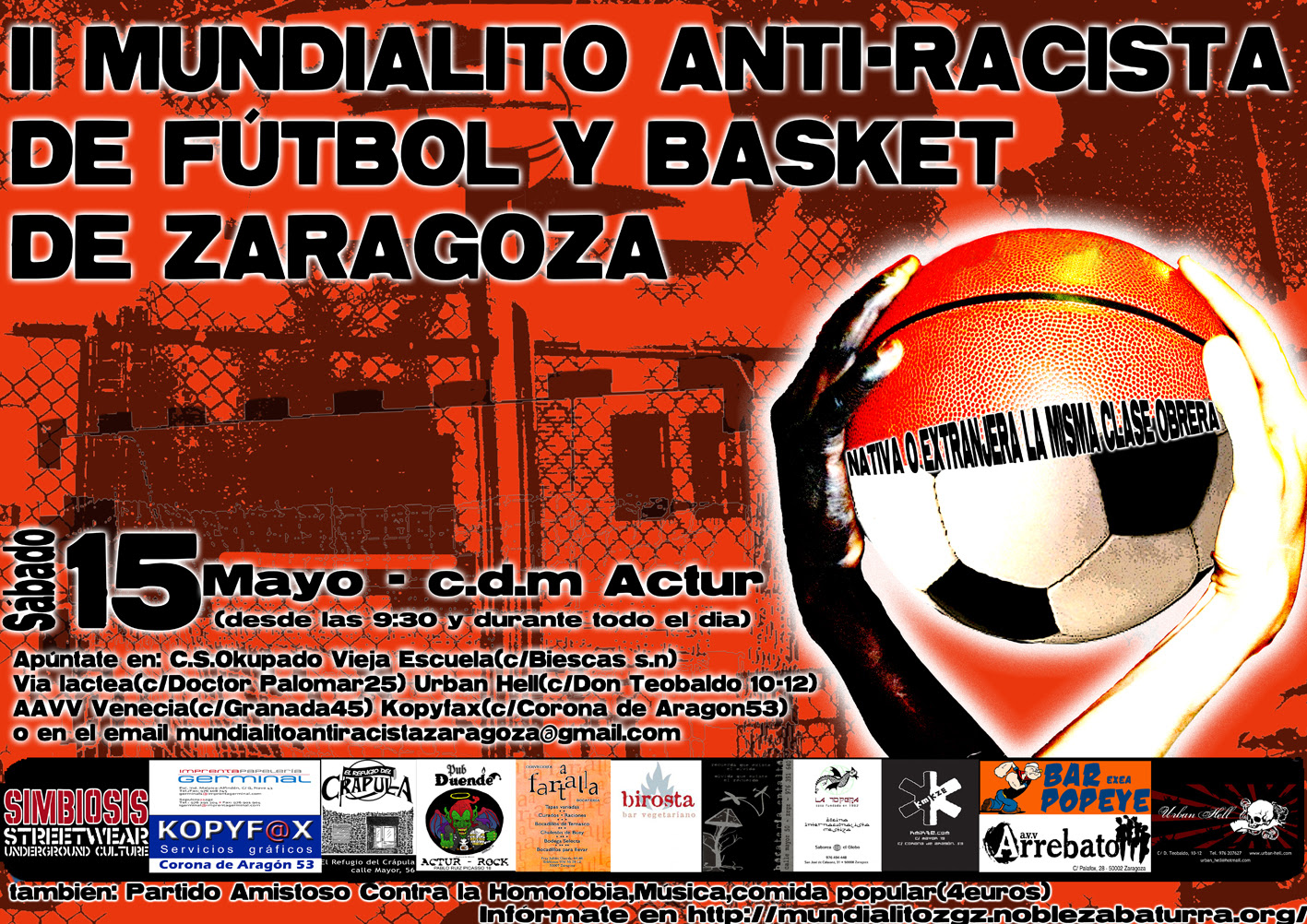 Mundialito Zaragoza