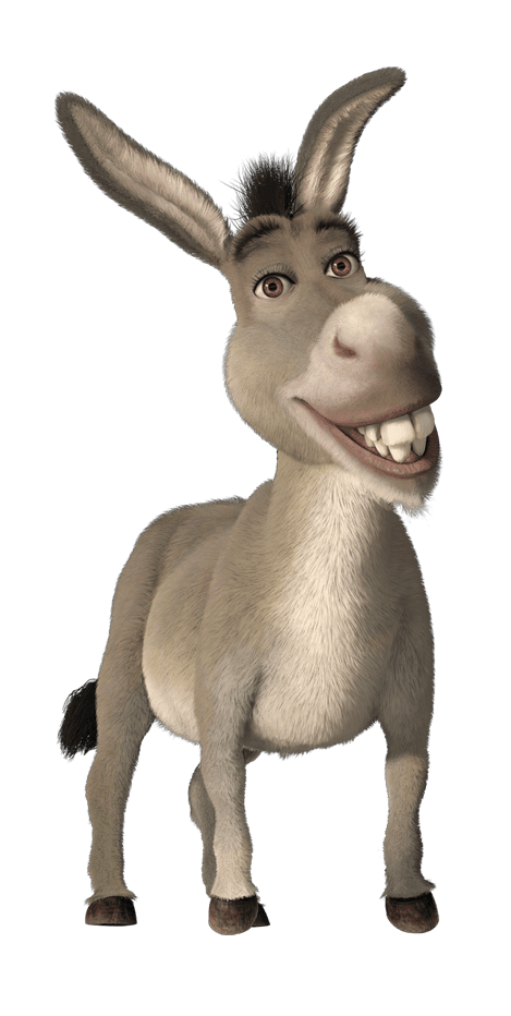 Donkey PNG Transparent Images | PNG All
