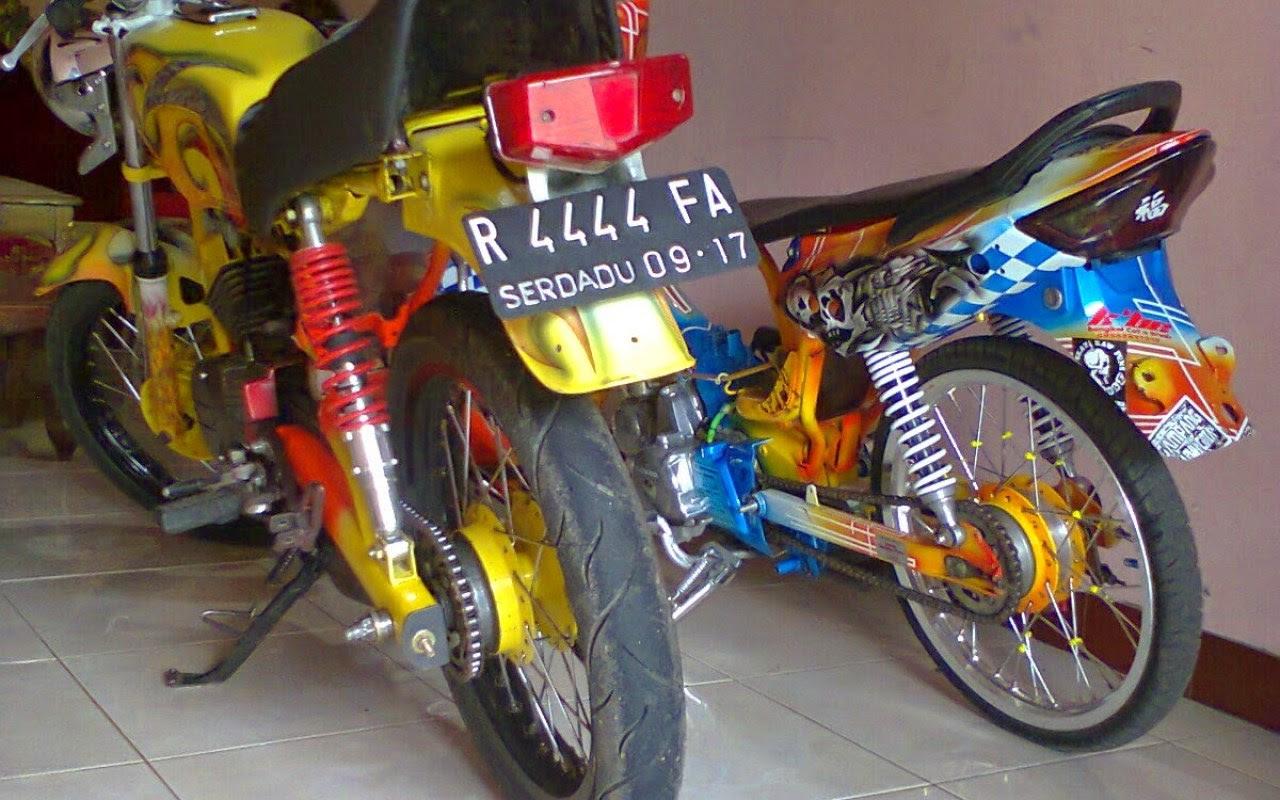 66 Modifikasi Motor Fit X Standar Terlengkap Pinus Motor