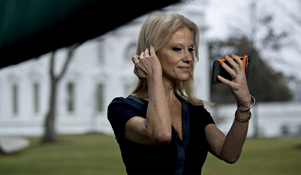 Get Picture Of Kellyanne Conway Gif