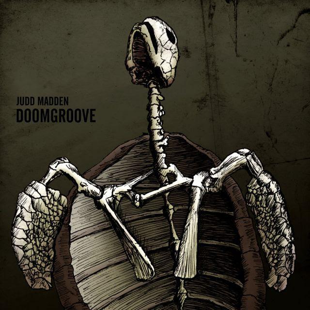 Judd Madden - Doomgroove Album Cover