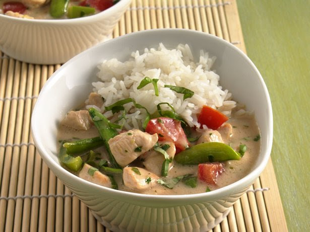 Thai-Style Coconut Chicken