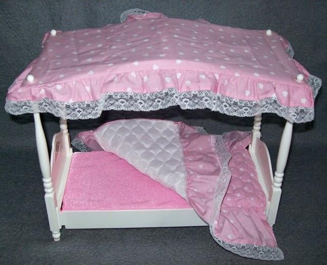 Barbie Schlafzimmer 80er Erdbeersarah