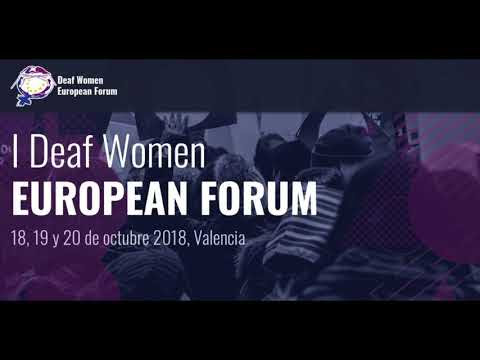 Deaf Women European Forum