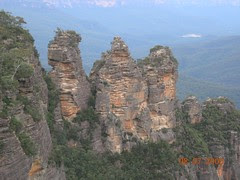 Three Sisters Kat Blue Mountains, Australia