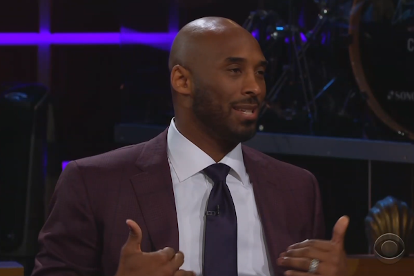 detailed pictures cbabe 7d0ac Kobe Bryant declares himself the GOAT, then ranks LeBron and Jordan