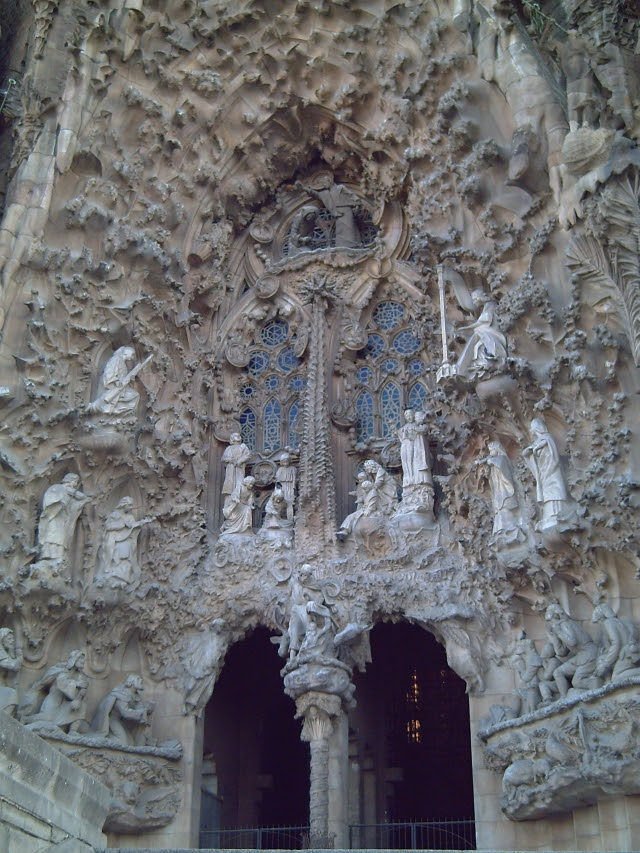 The Nativity Portal