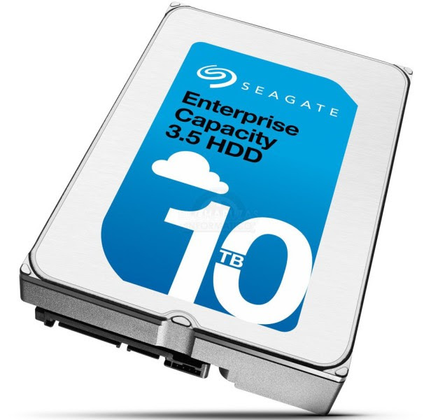Seagate 10TB Enterprise Capacity
