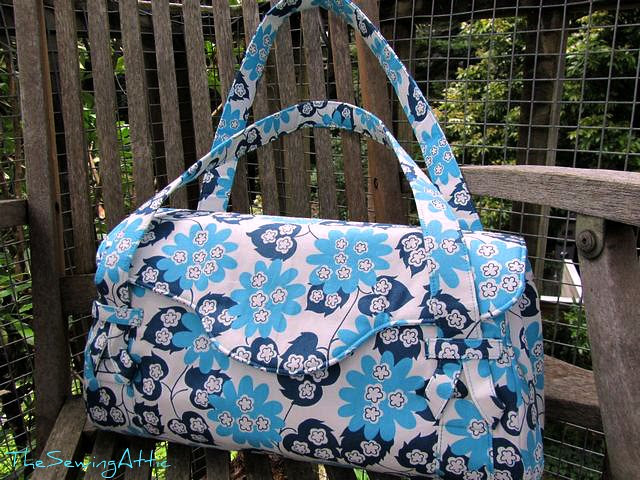 Amy Butlers Blossom bag version 2