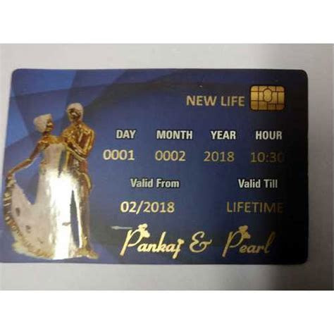 Plastic ATM Wedding Card Invitation, Rs 6.5 /piece