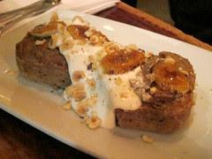 Banana Bread Pudding at Corkbar