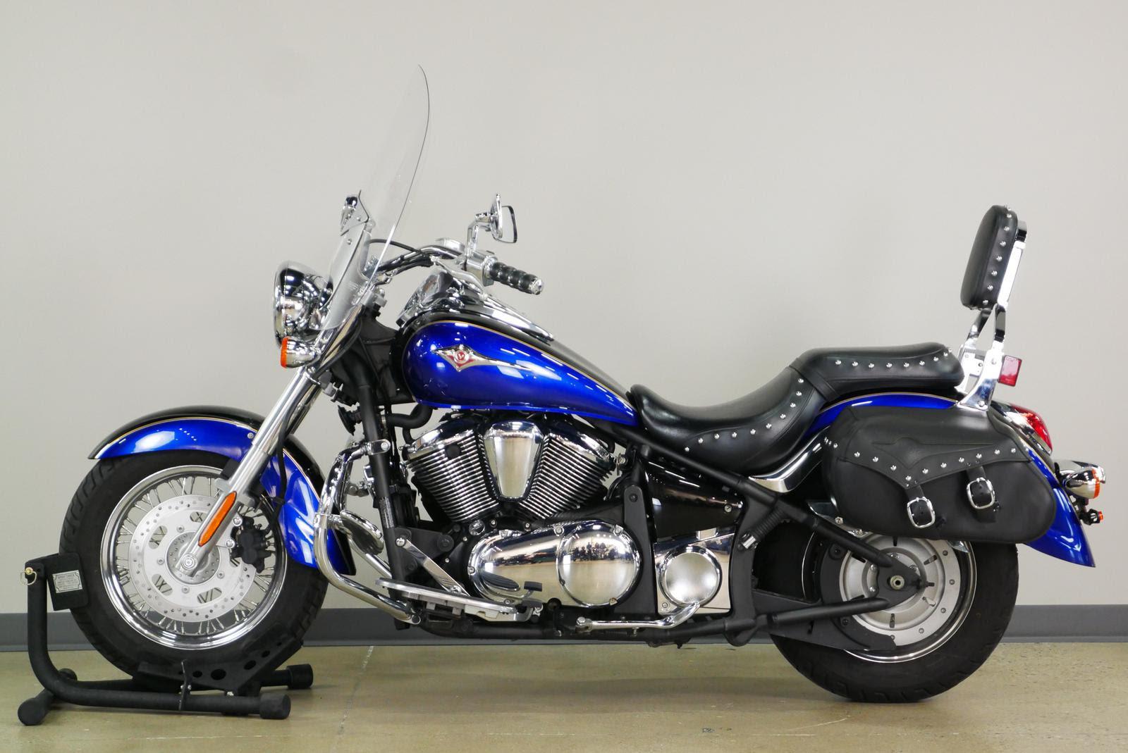 2009 Kawasaki Vulcan 900 Classic Lt For Sale In Indianapolis