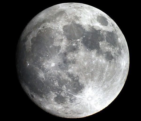 There's water on the Moon!