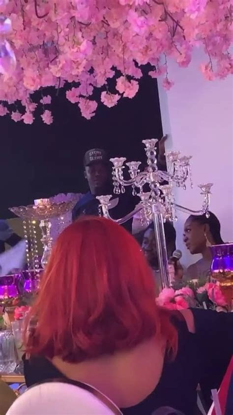 Footballer Odion Ighalo & wife, Sonia, host friends to