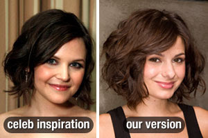 Create a Tousled, Beachy Hairstyle on Short Hair