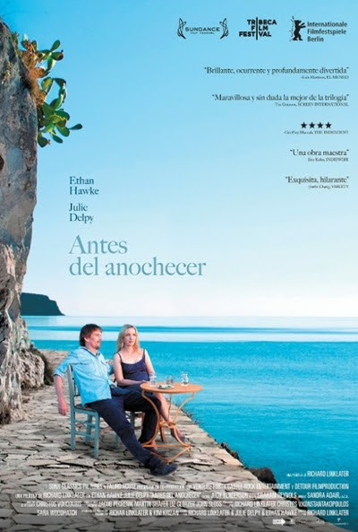Cartel de Antes del anochecer (Before Midnight)