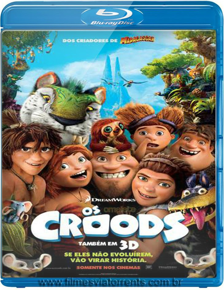 Os Croods 1