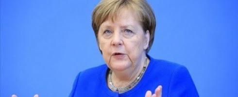 """كيف تحكم """"المرأة الحديدية"""" ألمانيا من غرفة الحجر الصحي في منزلها؟"""