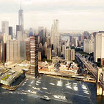 Plan to Redevelop South Street Seaport