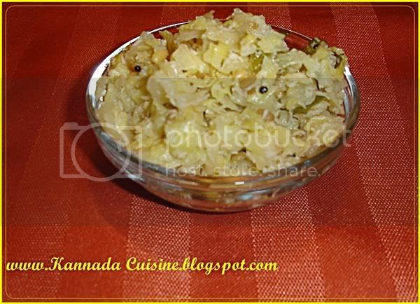 Cabbage Toran