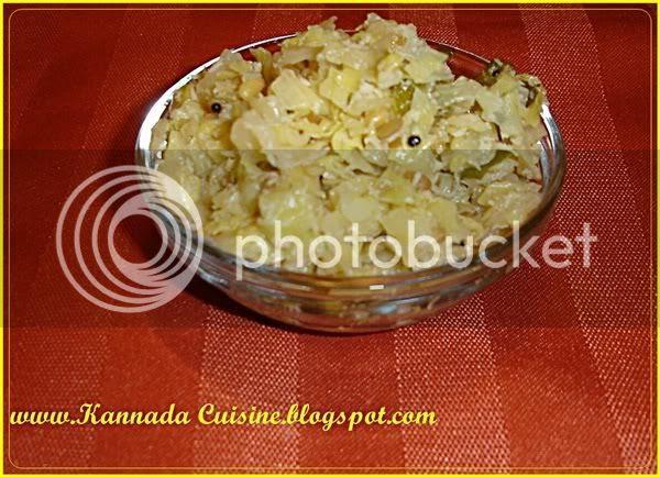 Cabbage Toran