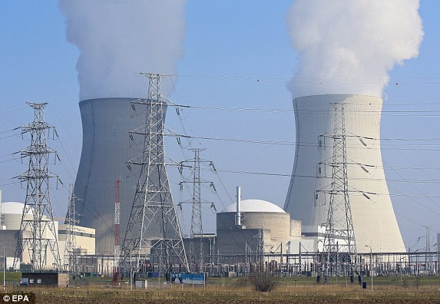 It's Official: Belgium Terrorists Were Going To Take Down Nuclear Power Plant