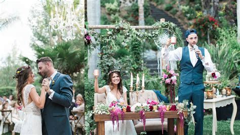 Event Feature :: A Chic, Boho Wedding   24/7 Events