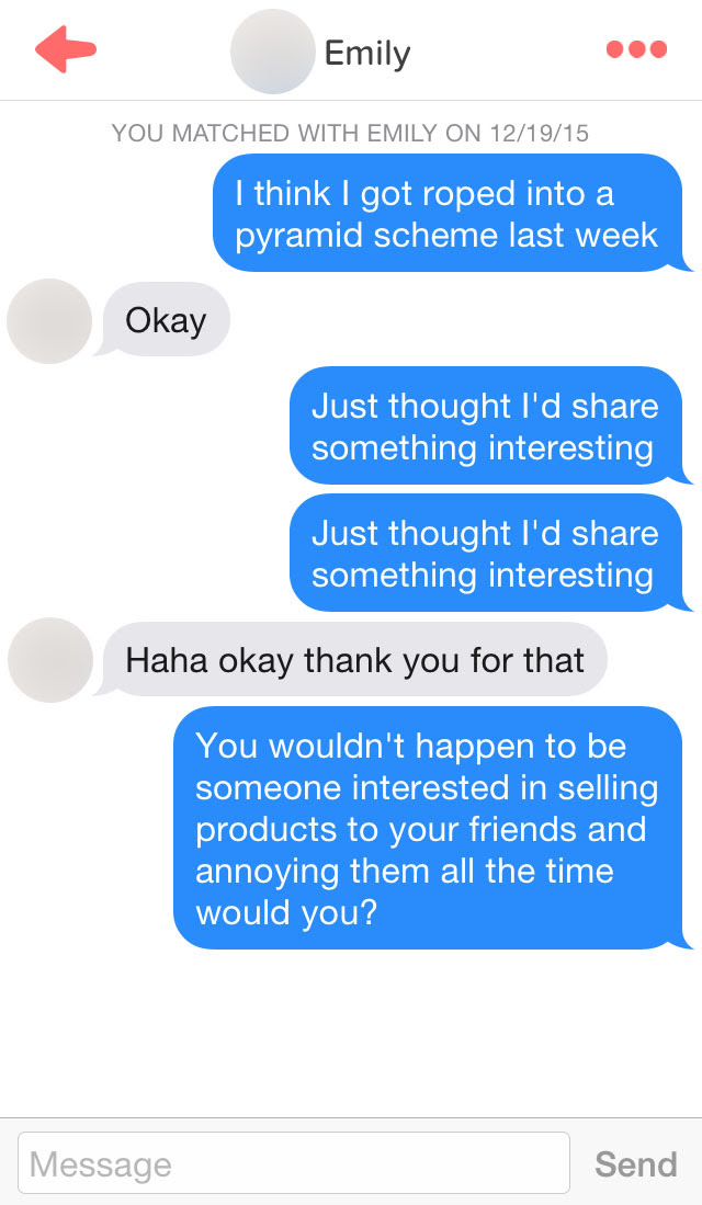 57 HOW QUICK TO RESPOND ON TINDER