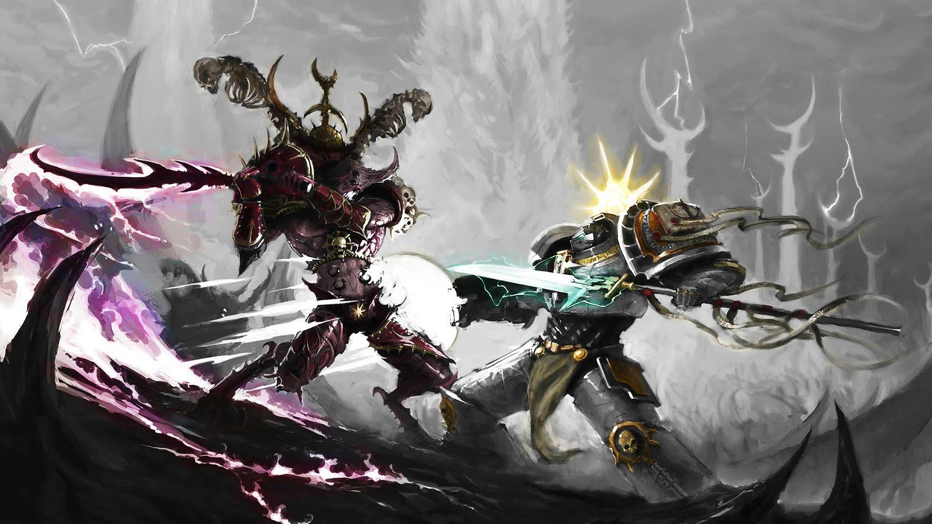 Warhammer 40k Wallpapers Post Yours Below Warhammer40k