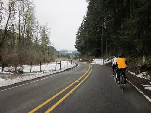 Riders on Dairy Creek