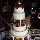 Maui Wedding Cake Photos