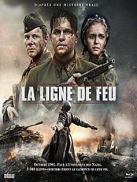 affiche sortie dvd la ligne de feu
