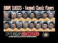 PES 2016 Classic Player Facepack