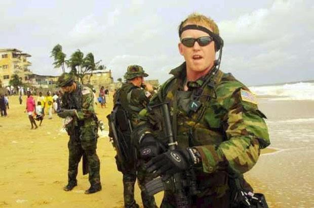Robert O'Neill foi revelado como o homem que matou Osama Bin Laden (Foto: Reprodução/Twitter/Robert O'Neill)