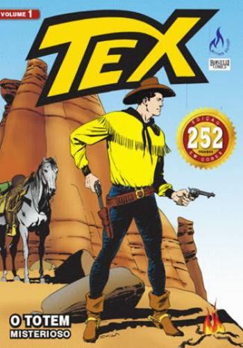 Tex em Cores 01 - O Totem Misterioso