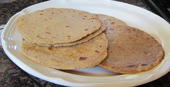 Chapati Bread Recipe, from Kenya, Whats Cooking America